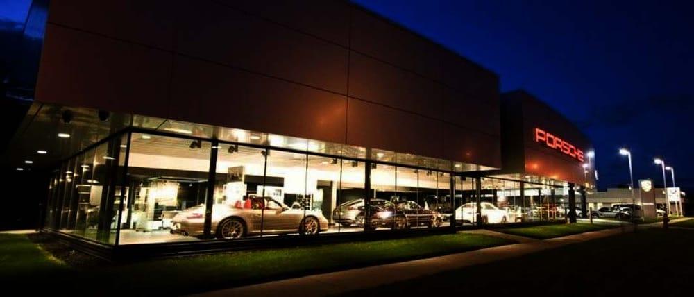 Porsche Of The Motor City Dealerships 24717 Gratiot