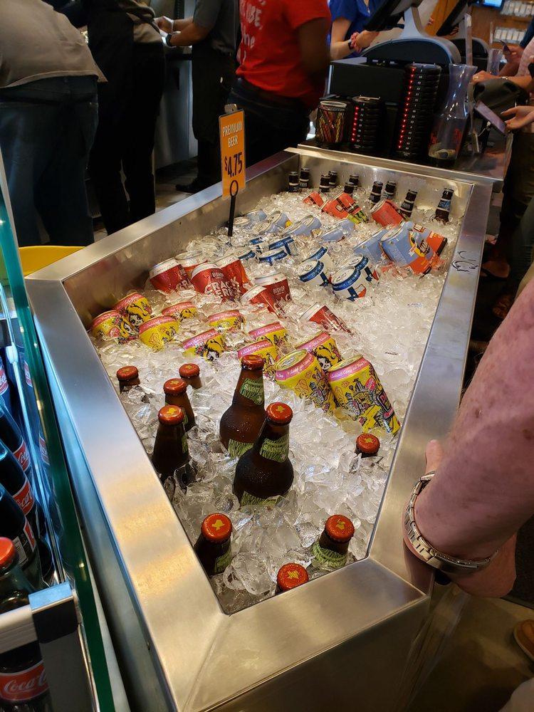 Bottlecap Alley Icehouse: 11990 US Hwy 380, Cross Roads, TX
