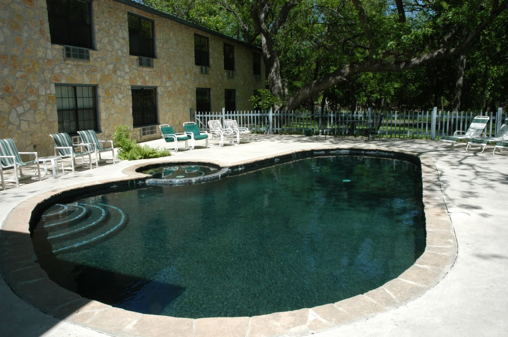 Our Black Bottom Quot Lagoon Style Quot Swimming Pool And Hot Tub