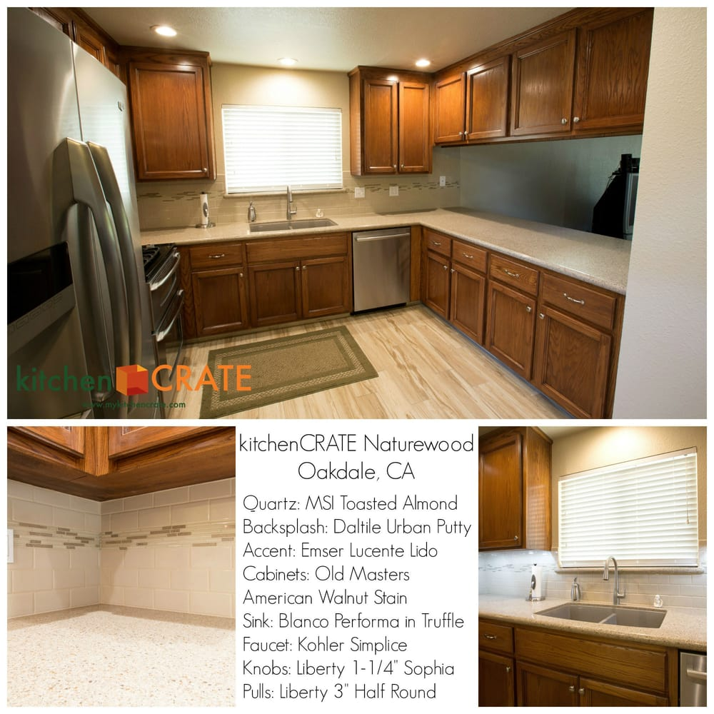 Kitchencrate naturewood drive oakdale ca http for Bath remodel modesto ca