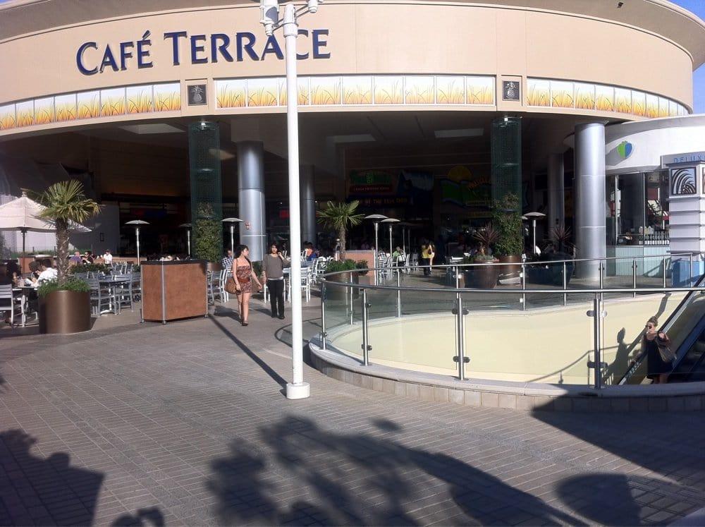 Fashion Valley Mall Food Court Restaurants