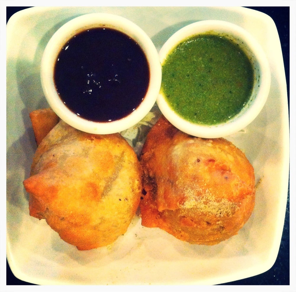 Veggie samosas yelp for 8 elements perfect indian cuisine