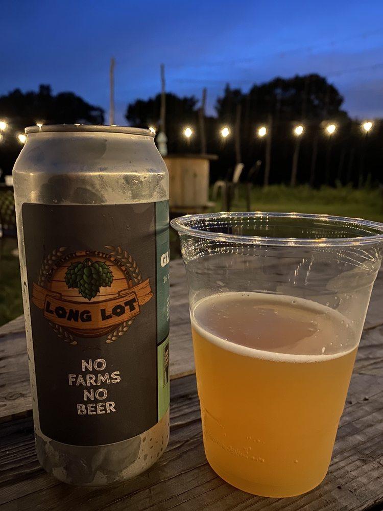 Long Lot Farm Brewery: 153 Johnson Rd, Chester, NY