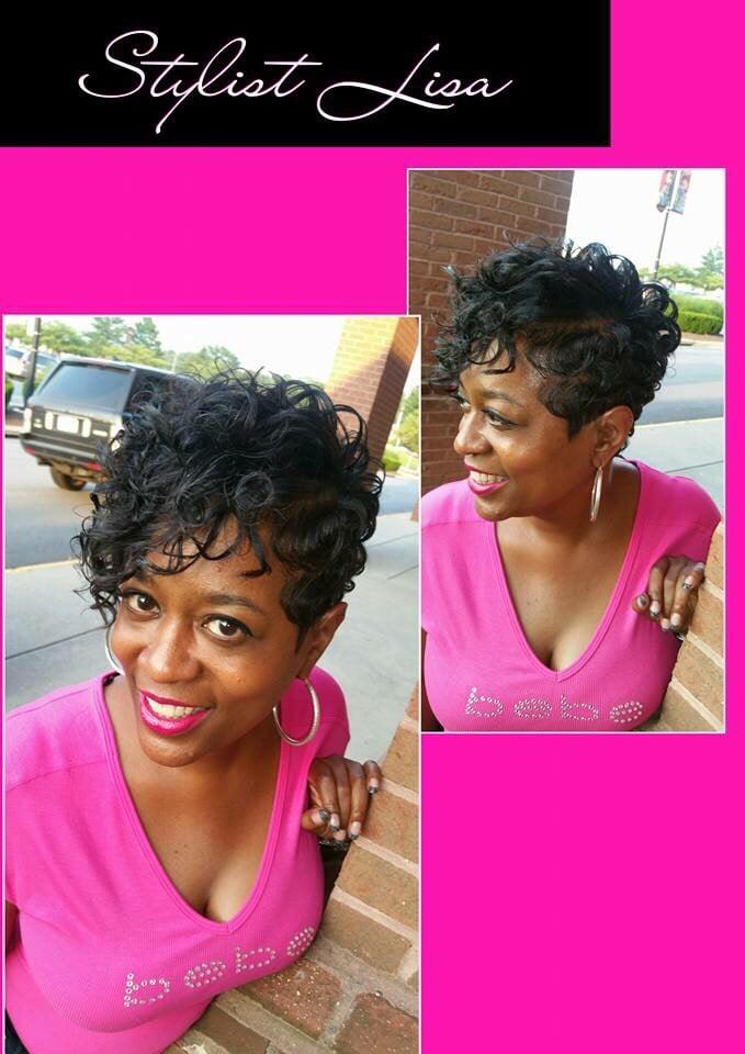 Photos For Parish Blu Hair Salon Yelp
