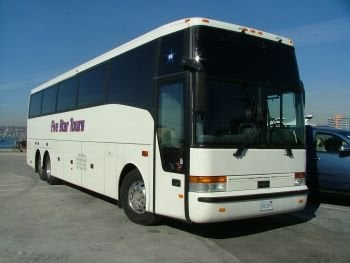Five Star Tours Charter Bus Yelp