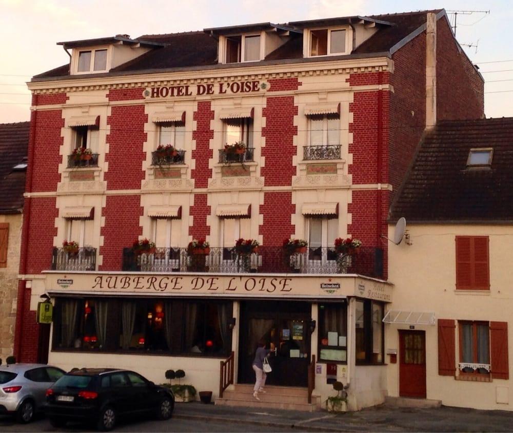 Hôtel de l'Oise - St Leu d'Esserent