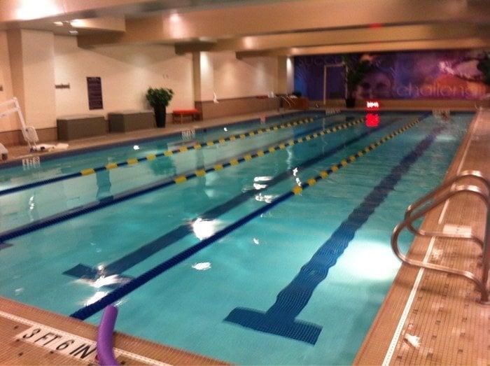 4 Lane Lap Pool Yelp
