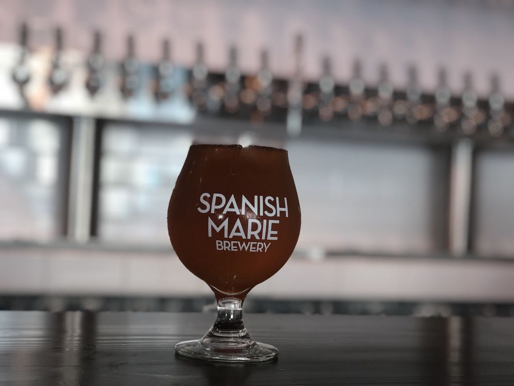 Spanish Marie Brewery - A Miami Craft Beer Brewing Company