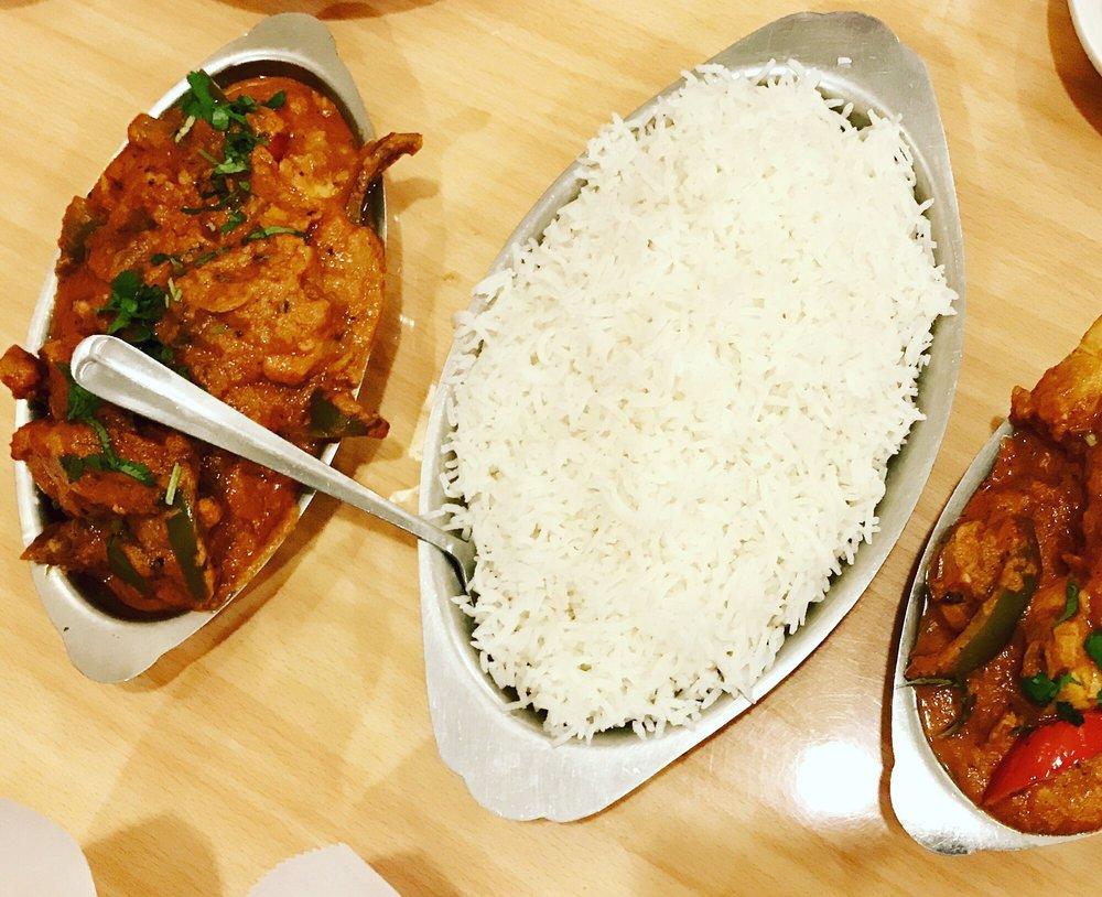 Rangoli Indian Grill - Express - CLOSED - 46 Photos & 62 Reviews ...