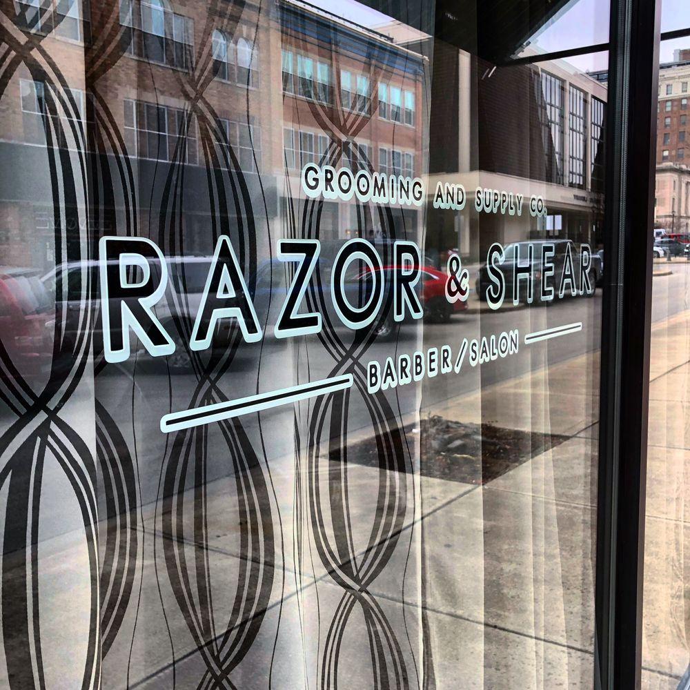 The Razor & Shear: 406 9th St, Huntington, WV