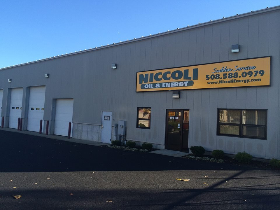 Niccoli Oil & Energy: 568 Montello St, Brockton, MA