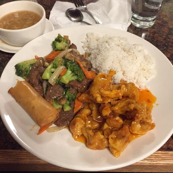 Photo Of Chinatown Restaurant Kalispell Mt United States Mongolian Beef And
