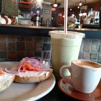 Onions Cafe Lancaster Menu