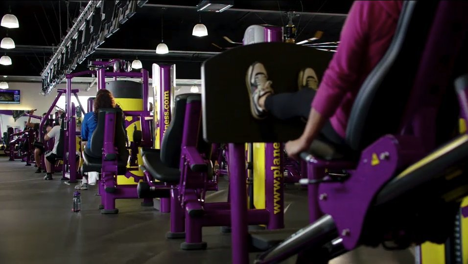 Planet fitness orland park il