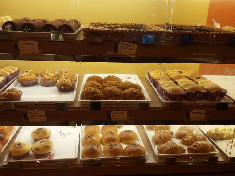 Bakery Cafe In Newark Ca