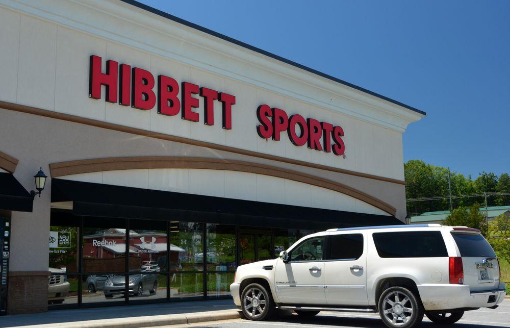 Hibbett Sports: 544 Cc Camp Rd, Elkin, NC