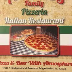 Photo Of Alberto S Pizzeria Italian Restaurant Edgewater Fl United States