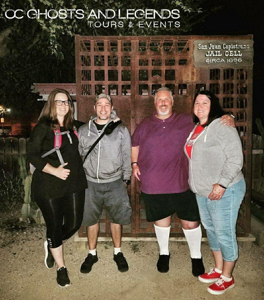 OC Ghosts and Legends Tours: Orange, CA