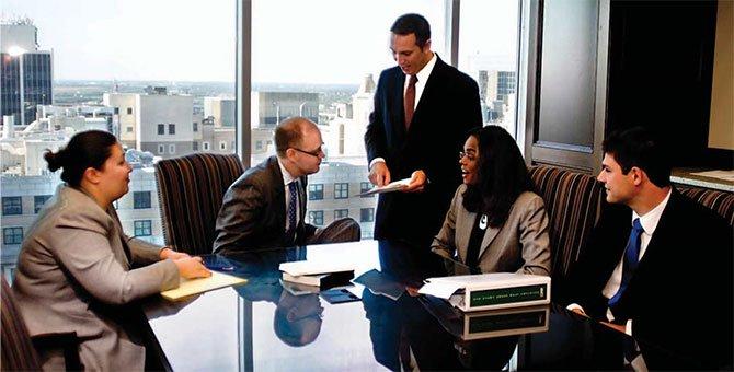 Harding & Pierce Law Firm