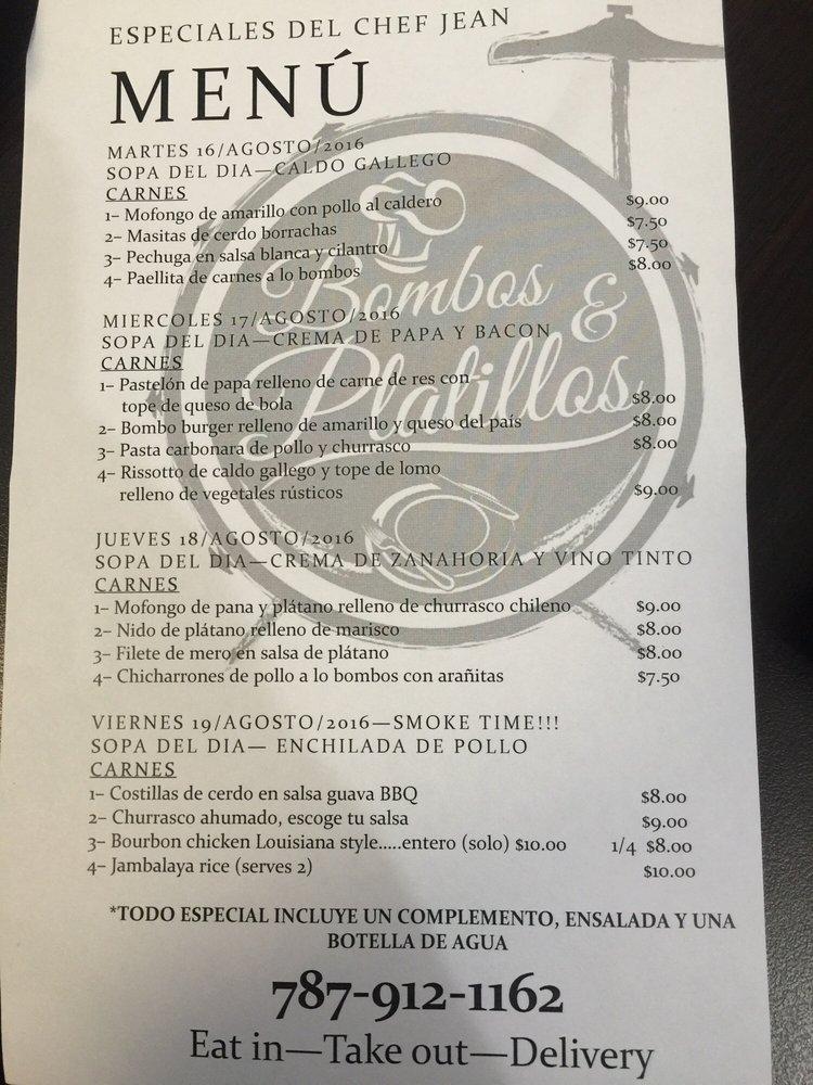 Bombos y Platillos: Carretera 921 Km. 0.03, Las Piedras, PR