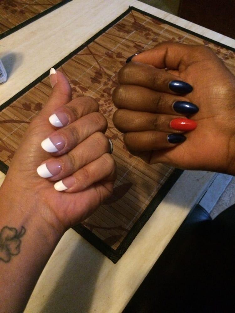 T h nails spa 11 photos 16 reviews nail salons for 777 nail salon fayetteville nc