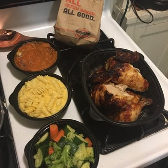 Photo of Boston Market - Oakland, CA, United States. $26.25 total with tax