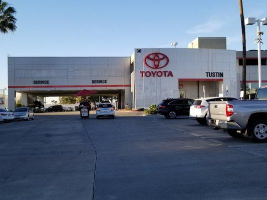 Tustin Toyota Service >> Tustin Toyota 36 Auto Center Dr Tustin Ca Auto Dealers Mapquest