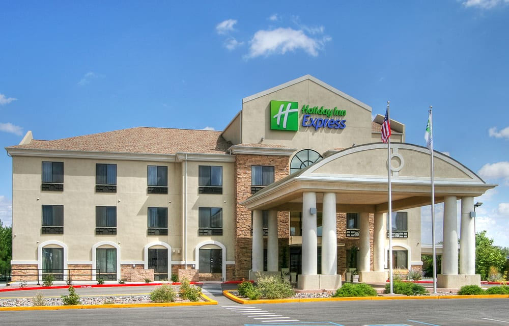 Holiday Inn Express Socorro: 1040 N California St, Socorro, NM