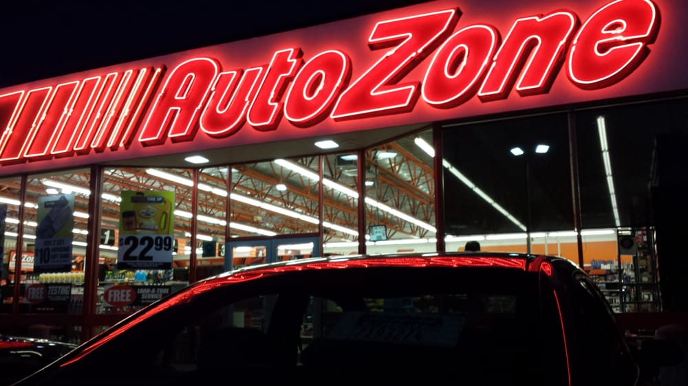 AutoZone: 5115 New Cut Rd, Louisville, KY