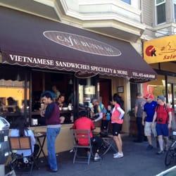 Cafe Bunn Mi San Francisco Ca