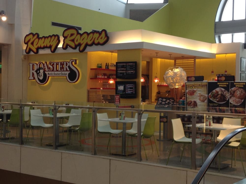 Kenny Rogers Restaurant Near Me