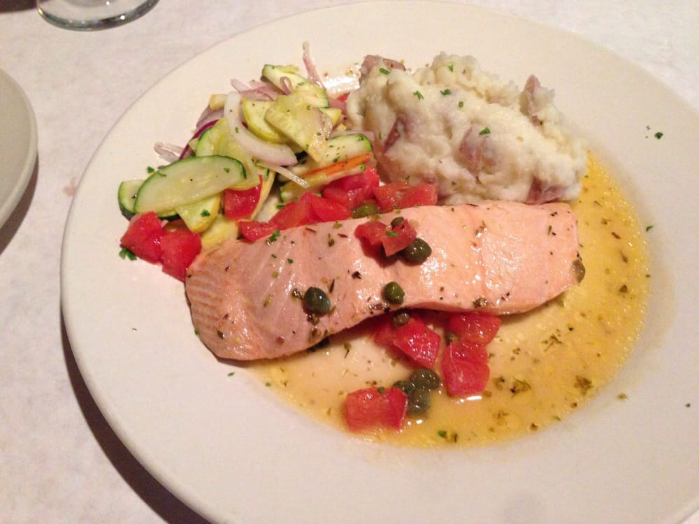 Fresh Salmon Yelp