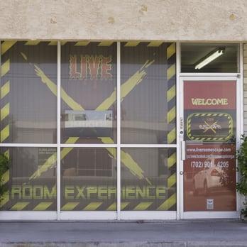 Live Room Escape Challenge Courses Las Vegas Nv Yelp