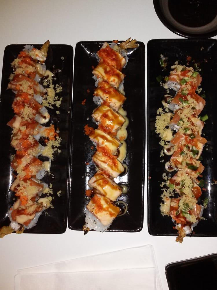 Sushi spott