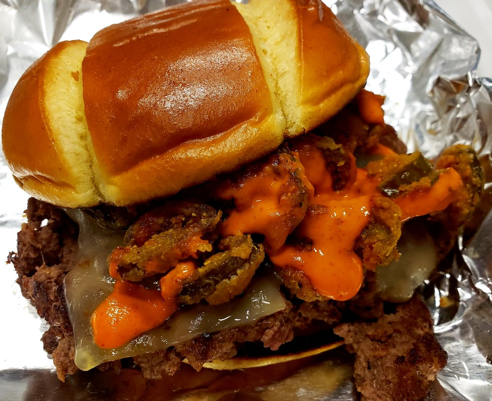 Karma Kitchen Food Truck: 210 Longwood Ave, Anderson, IN
