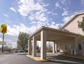 Super 8 by Wyndham Socorro: 1121 Frontage Rd  NW, Socorro, NM