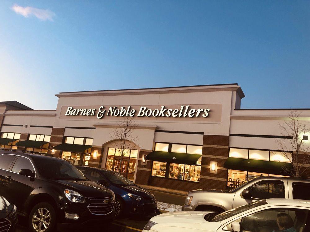 Barnes & Noble: 3311 Tittabawassee Rd, Saginaw, MI