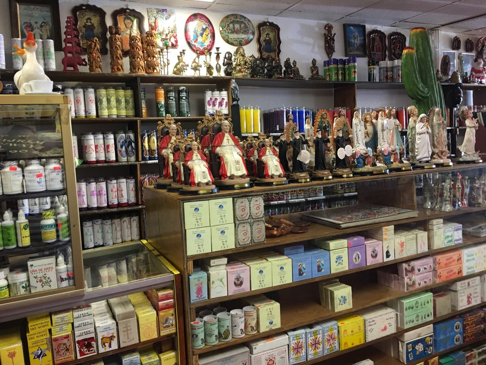 Botanica Caridad Del Cobre: 6485 Federal Blvd, Denver, CO