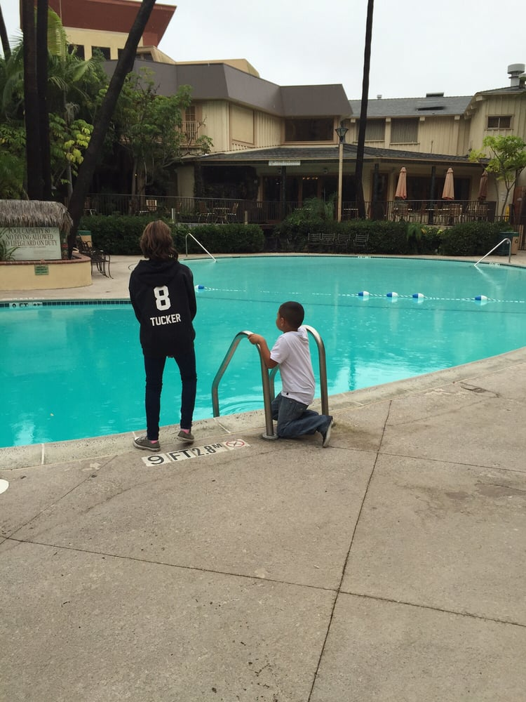 the tucker 39 s checking out the pool during the day yelp. Black Bedroom Furniture Sets. Home Design Ideas
