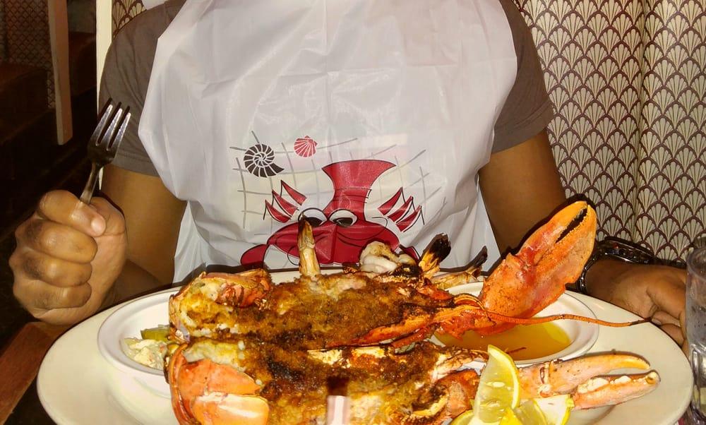 The Original Crab Shanty Restaurant: 361 City Island Ave, Bronx, NY