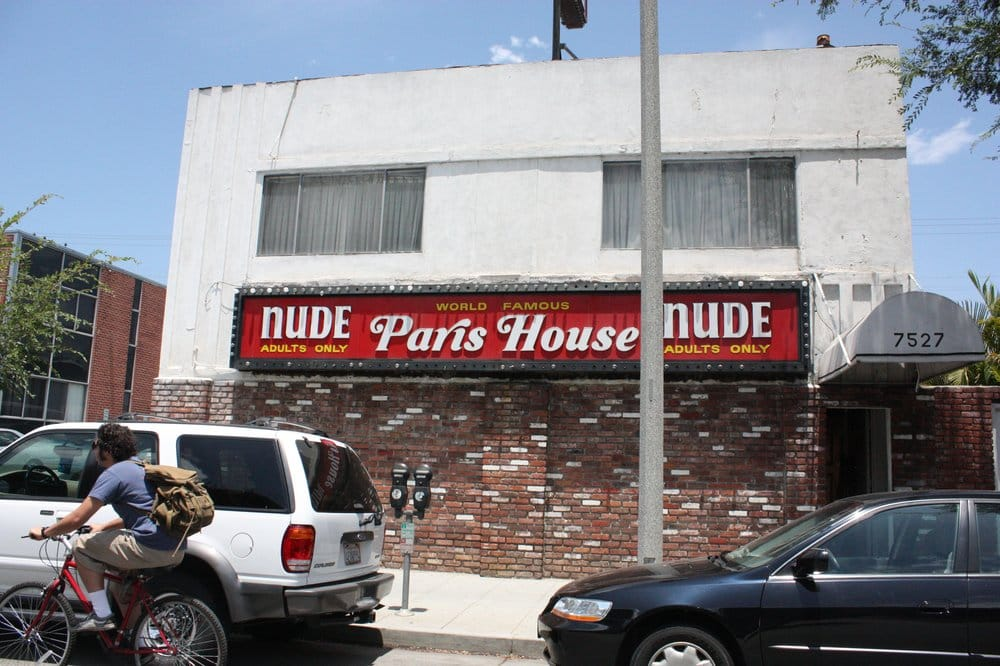 Paris House Modeling Studio - Adult Entertainment - 7527 Santa Monica Blvd,  West Hollywood, CA - Phone Number - Yelp
