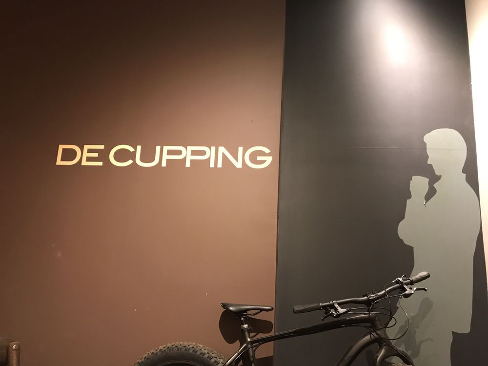 Cafe de Cupping: 150-17 Northern Blvd, Flushing, NY