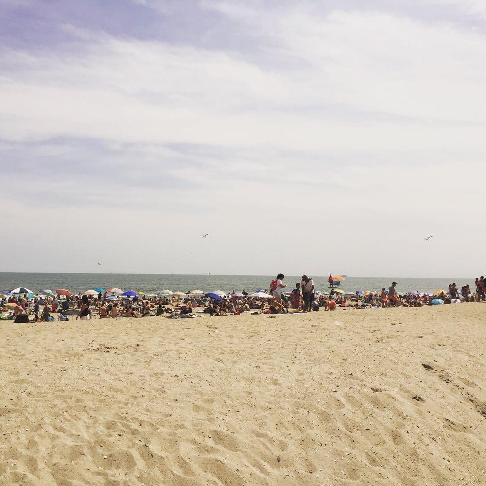 Rockaway Beach and Boardwalk Beaches : NYC Parks