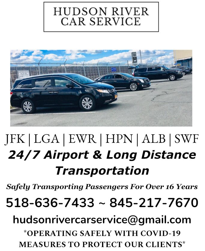 Hudson River Airport Transportation: Catskill, NY