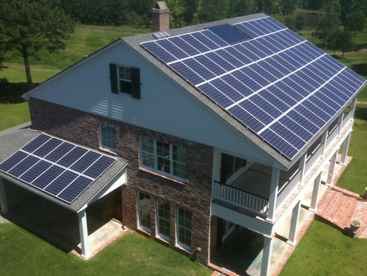 Photo Of Gulf South Solar Baton Rouge La United States Residential