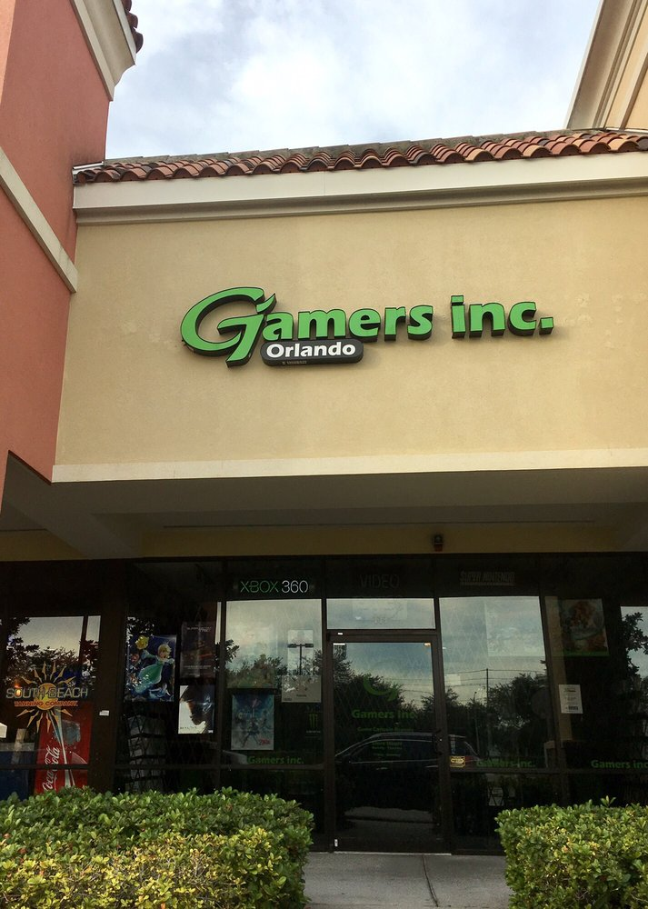 Gamer's Inc  - 504 N Alafaya Trl, Waterford Lakes, Orlando