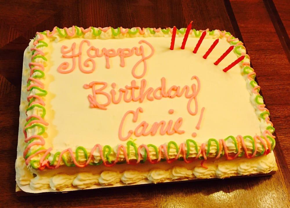 Bonnie's Bakery: 7068 S Hwy 83, Rio Frio, TX