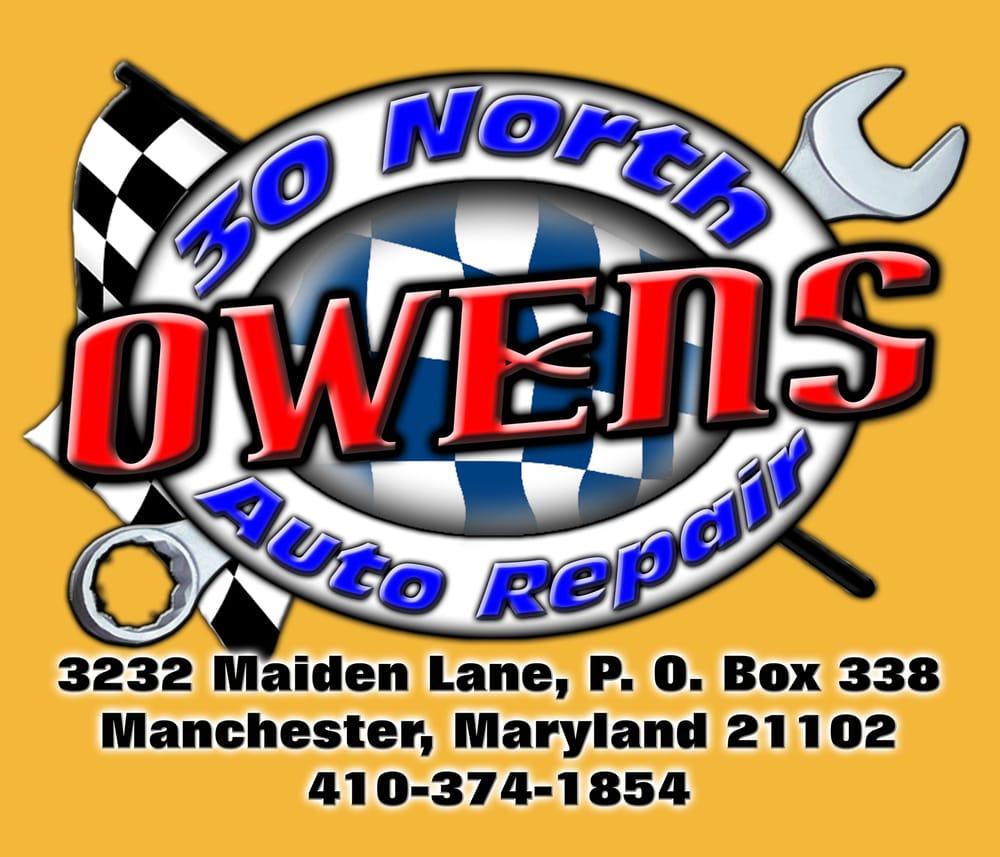 Owens 30 North Auto Repair: 3232 Maiden Ln, Manchester, MD