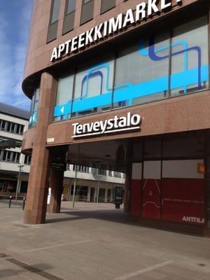Terveystalo Helsinki Graniittitalo - Jaakonkatu 3, Kamppi, Helsinki, Finland - Yelp