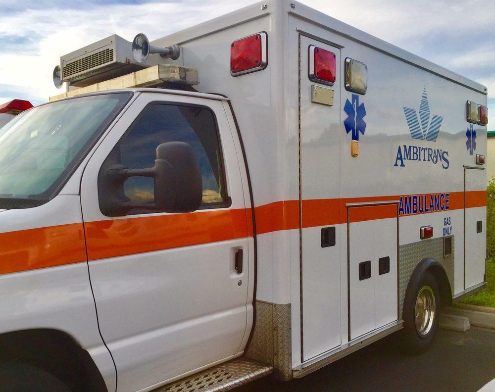 Ambitrans Ambulance